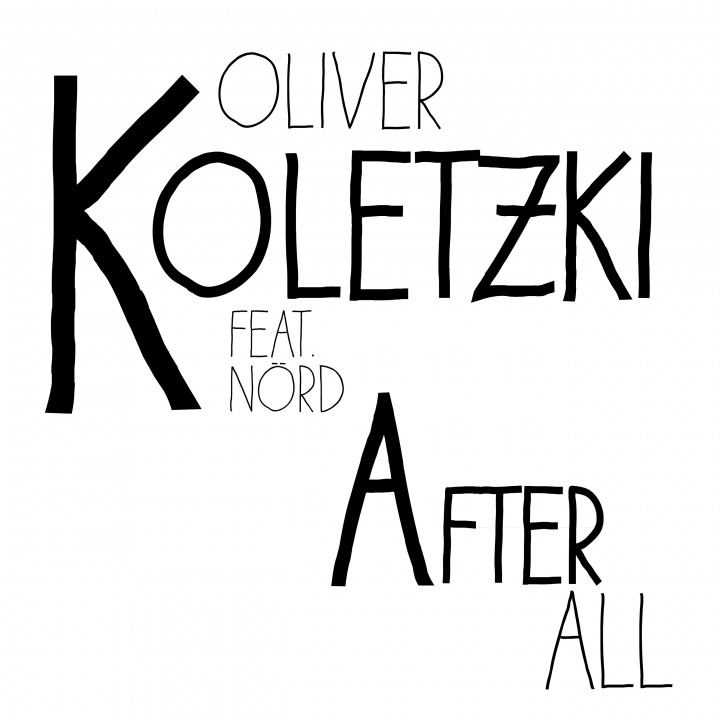 After All Cover Oliver Koletzki