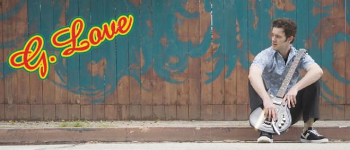 G. Love 2007