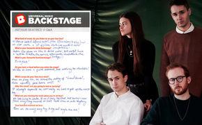 Arthur Beatrice, Arthur Beatrice backstage: Hier seht ihr das Q&A