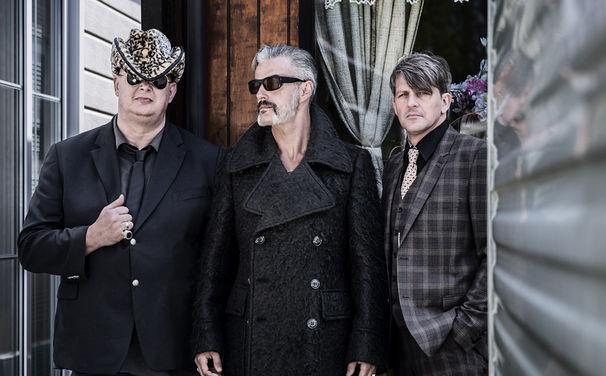 Triggerfinger, Triggerfinger haben ihr neues Album By Absence Of The Sun veröffentlicht