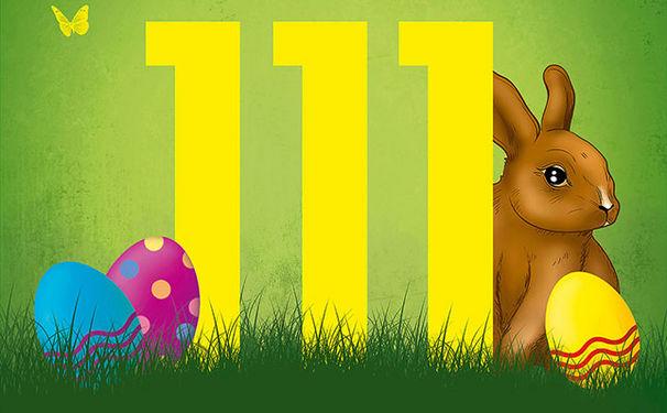 Diverse Künstler, Endeck hier die schönsten klassischen Werke zum Osterfest: 111 Klassik zu Ostern