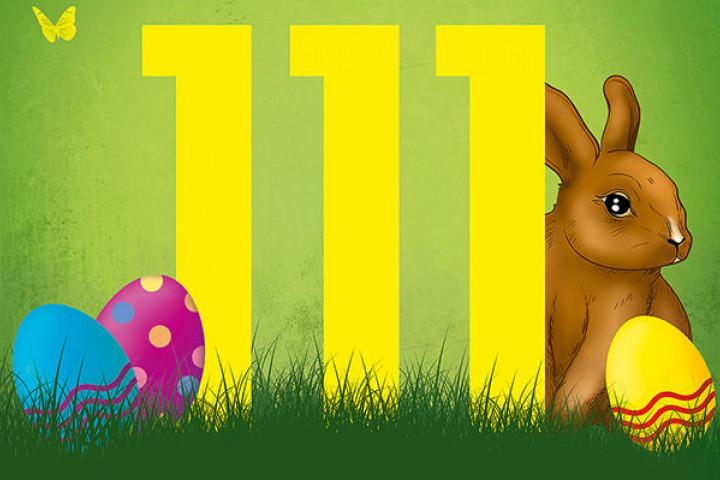 111 Klassik zu Ostern - Musik zum Verweilen