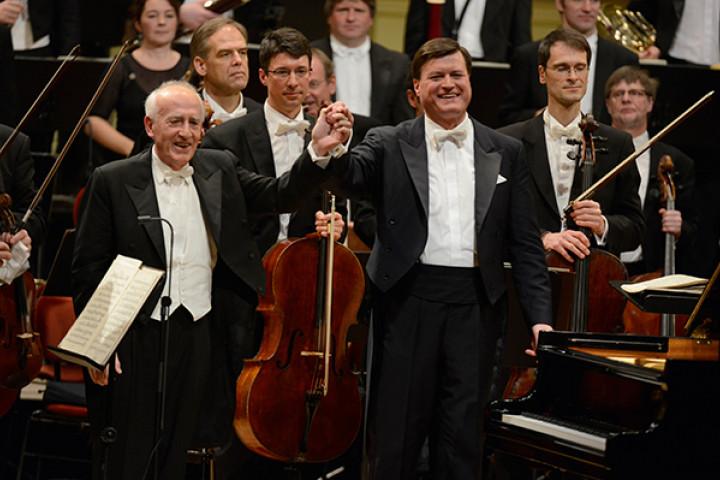 Maurizio Pollini, Christian Thielemann