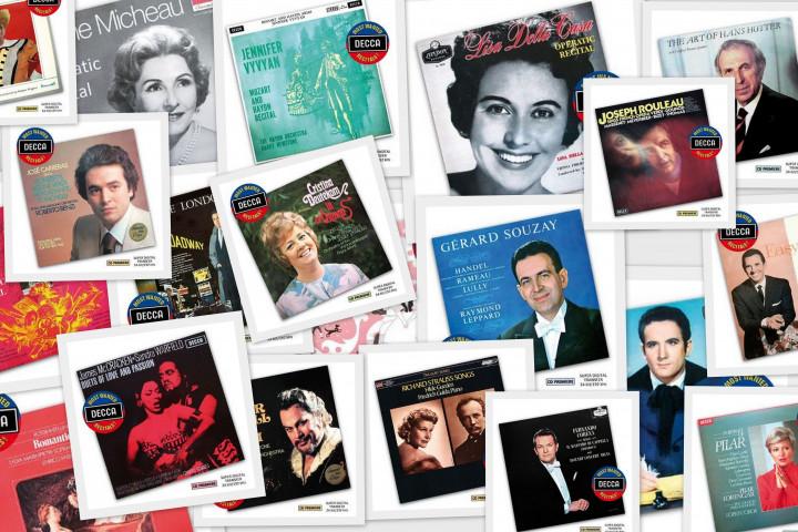 Decca Most Wanted Recitals