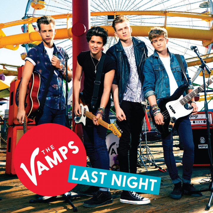 The Vamps Cover Last Night
