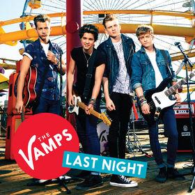 Last Night, Last Night, 00602537786541
