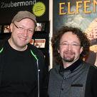Die Elfen, Dennis Ehrhardt und Bernhard Hennen Leipziger Buchmesse 2014