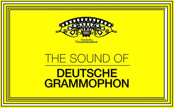 Diverse Künstler, So klingt die Deutsche Grammophon