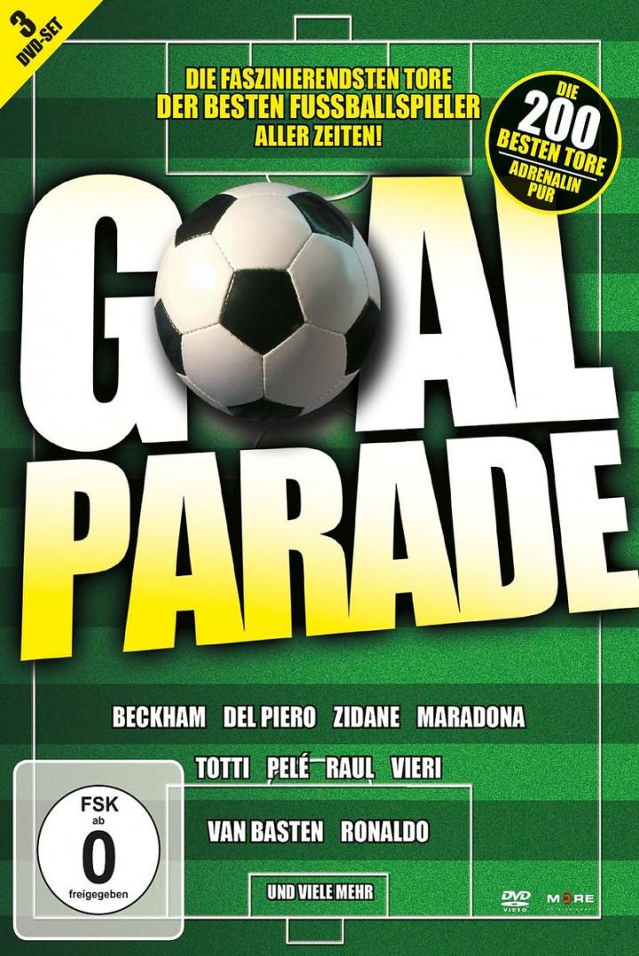 Goal Parade - Die 200 besten Tore aller Zeiten