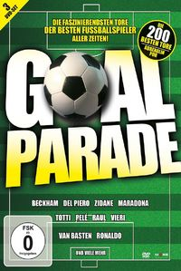 Diverse, Goal Parade - Die 200 besten Tore aller Zeiten, 04032989603800