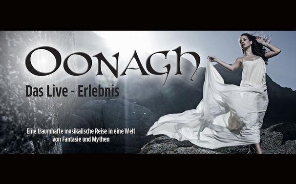 Oonagh, Das Live-Erlebnis geht im Frühjahr 2015 auf Tour