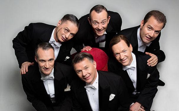Berlin Comedian Harmonists, Leseraktion: Ihre Favoriten - Musik aus den Goldenen 20ern