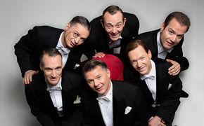 Berlin Comedian Harmonists, Musik aus den Goldenen 20ern: Hier kannst du Tickets für die Berlin Comedian Harmonists gewinnen