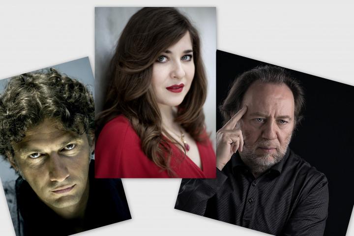 Jonas Kaufmann, Alisa Weilerstein, Riccardo Chailly