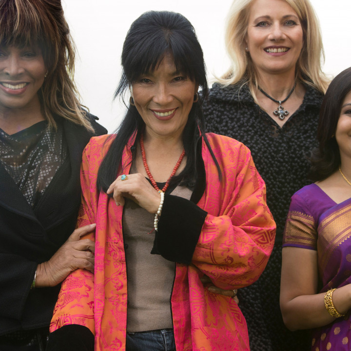 Tina Turner, Dechen Shak-Dagsay, Regula Curti, Sawani Shende-Sathaye – Beyond