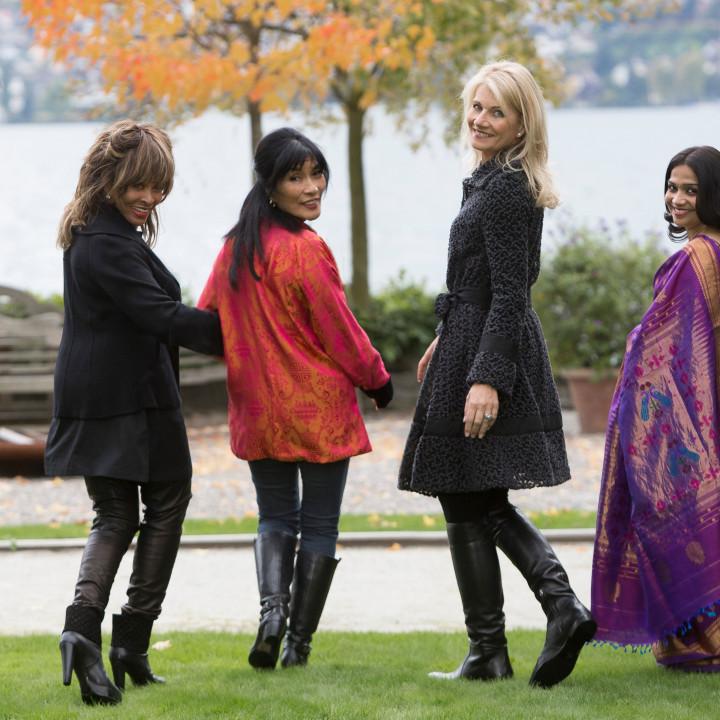 Tina Turner, Dechen Shak-Dagsay, Regula Curti, Sawani Shende-Sathaye—Beyond