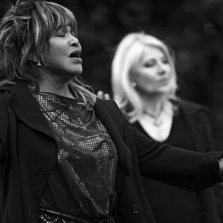 Tina Turner, Regula Curti – Beyond