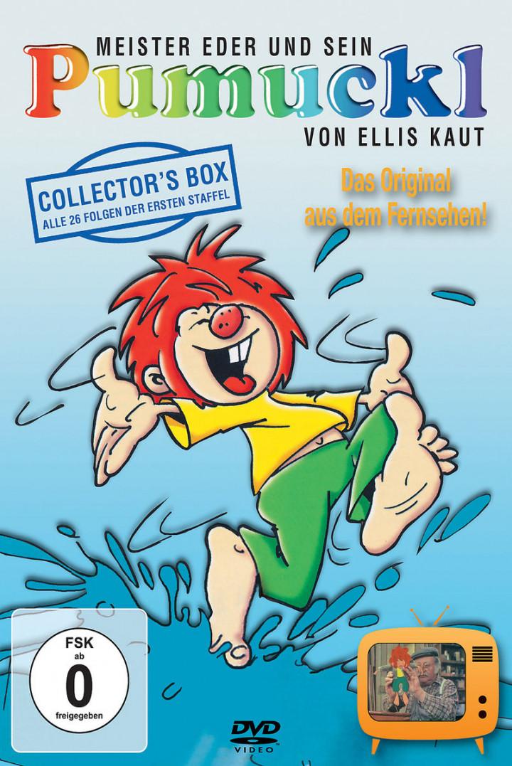 *NEU:Meister Eder und sein Pumuckl - Staffel 1 (4 DVD): Pumuckl