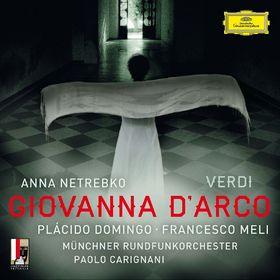 Anna Netrebko, Verdi: Giovanna d'Arco, 00028947927129