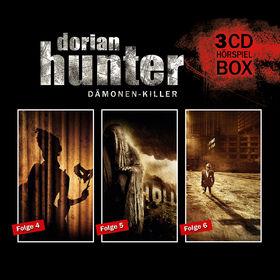 Folgenreich, Dorian Hunter Hörspielbox - Folge 04-06, 00602537745173