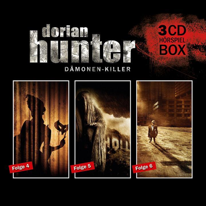 Dorian Hunter Hörspielbox 2