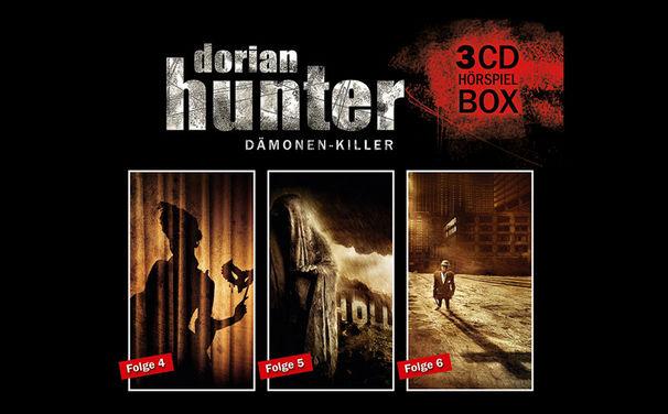 Folgenreich, 2. Dämonenkiller-Hörspielbox ab 27. Juni 2014