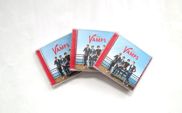 The Vamps, Sichert euch eine der CDs: Wir verlosen drei Meet The Vamps Alben