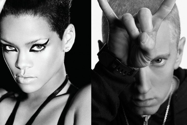 Rihanna und Eminem The Monster