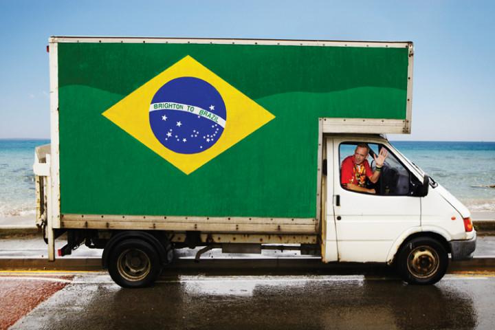 Fatboy Slim Bem Brasil 2014