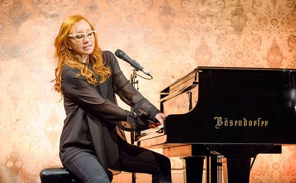 Tori Amos, Exklusive Vorstellung von Unrepentant Geraldines in Berlin