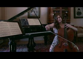Alisa Weilerstein, Goin' Home (Ausschnitt)