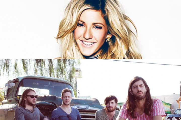 imagine dragons ellie goulding