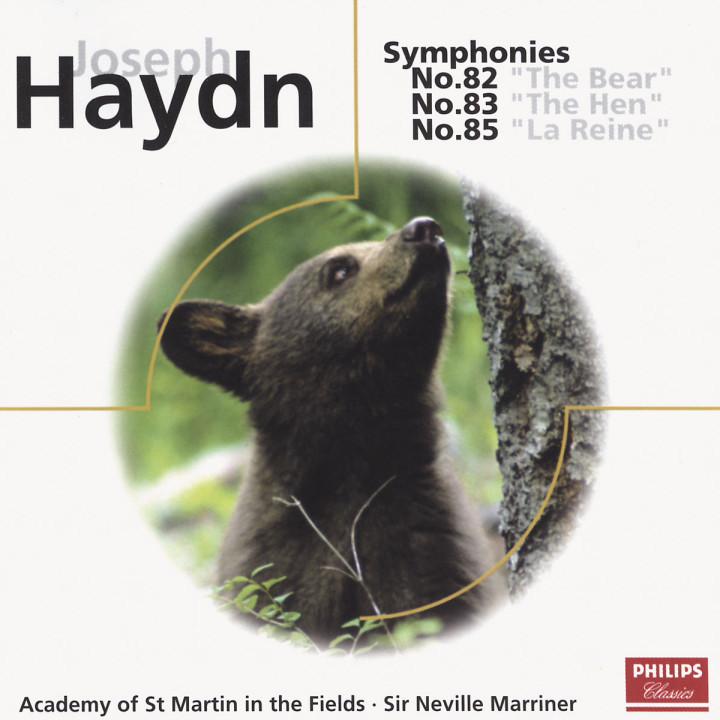 Haydn: Symphonies Nos.82,83 & 85
