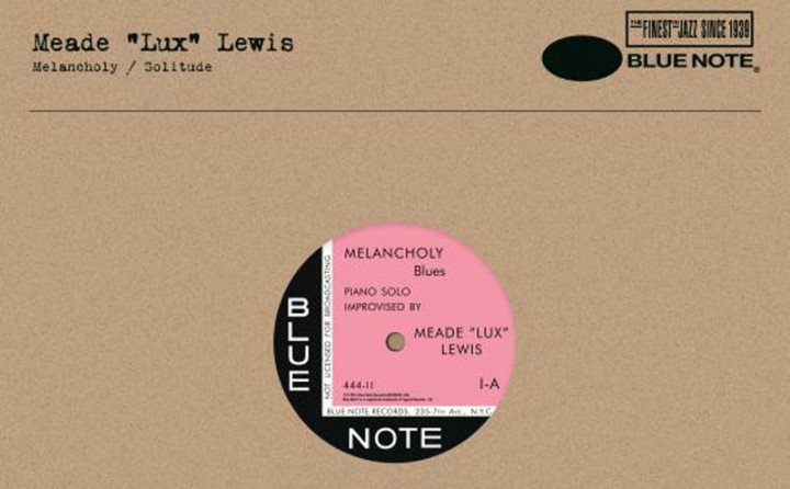 Blue Note Single