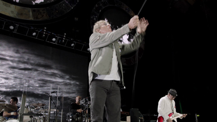 The Who - Quadrophenia-Live In London-Trailer-ProresHD