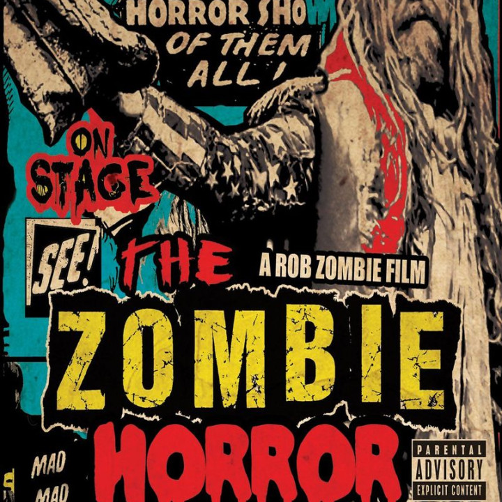 *NEU:The Zombie Horror Picture Show (Blu ray): Rob Zombie