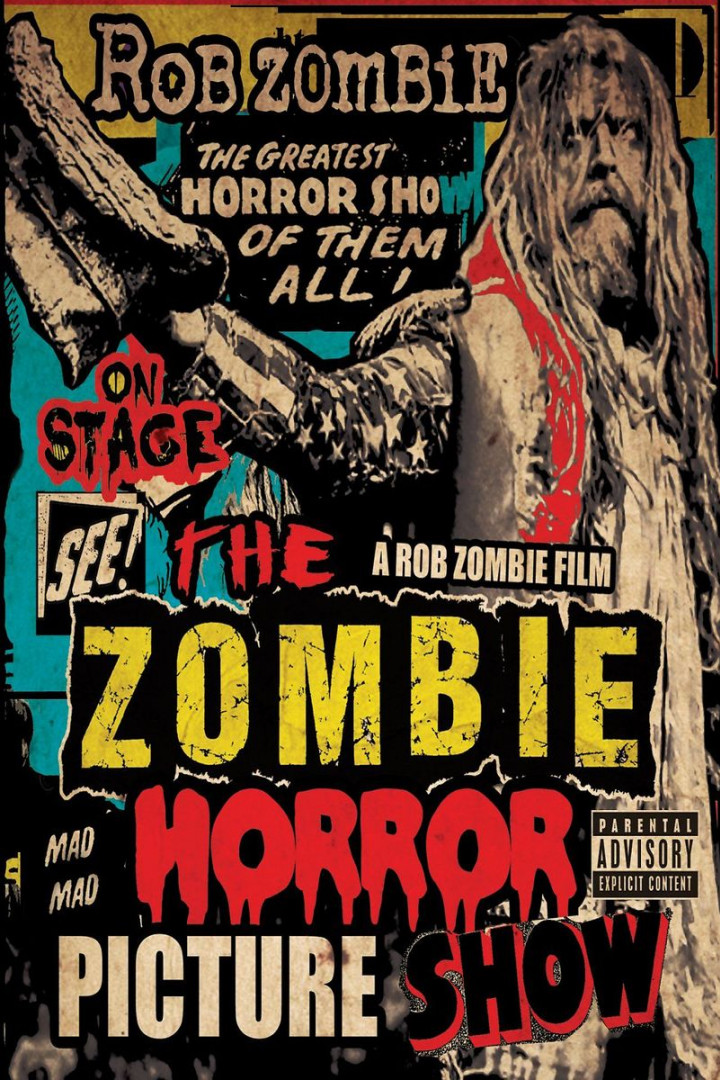 *NEU:The Zombie Horror Picture Show (Blu ray): Rob Zombie