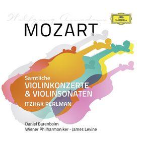 Itzhak Perlman, Sämtliche Violinkonzerte & Violinsonaten, 00028947932963