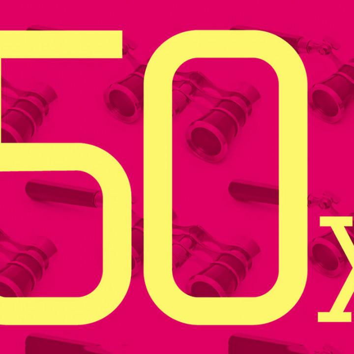 Die Serie 50 x