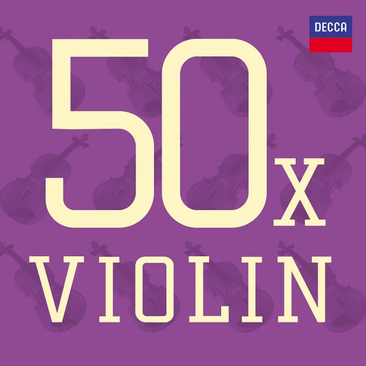 50 x Violin