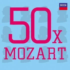 Decca 50x, 50 x Mozart, 00028947867432