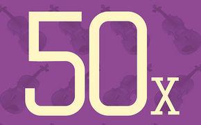 Decca 50x, Decca legt mit 50x eine neue Klassik-Serie auf