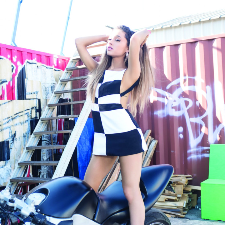 Ariana Grande—Pressefoto 2014