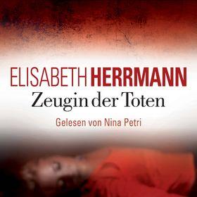 Elisabeth Herrmann, Zeugin der Toten (Krimi-Bestseller), 09783869091488