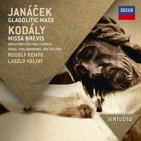Virtuoso, Janácek:  Glagolitic Mass; Kodály: Missa Brevis, 00028947869641