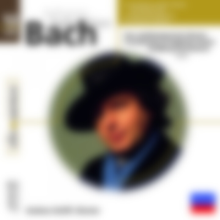 Johann Sebastian Bach: Sämtliche großen Werke für Klavier solo
