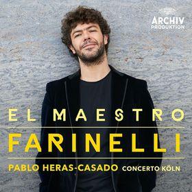 Pablo Heras-Casado, El Maestro Farinelli, 00028947920502
