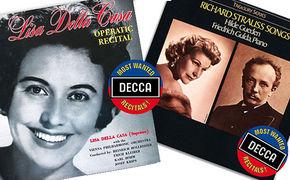 Decca's Most Wanted Recitals!, Wiener Silberstimmen - Lisa della Casa und Hilde Güden