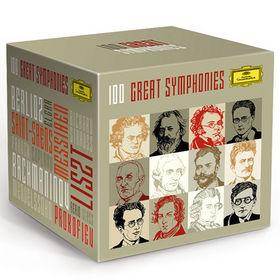 Box-Sets und Editionen, 100 Große Symphonien, 00028947926856