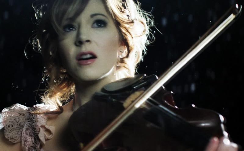 Lindsey Stirling, Shatter Me